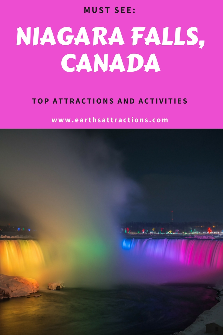 Here's Why Niagara Falls Is a Must-See Destination in Canada - The article includes the top reasons to visit #Niagara #falls in #Canada right now, plus the top things to do in Niagara Falls
