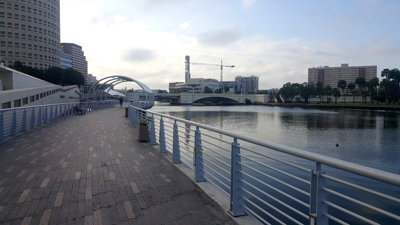 Tampa Riverwalk