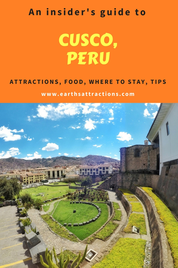 A local's guide to Cusco, Peru that includes all the things you need to know about visiting Cusco, including the best things to see in Cusco, where to eat and where to stay in Cusco and tips from a resident. Save this pin for later. Click here to read the ultimate guide to Cusco by a local