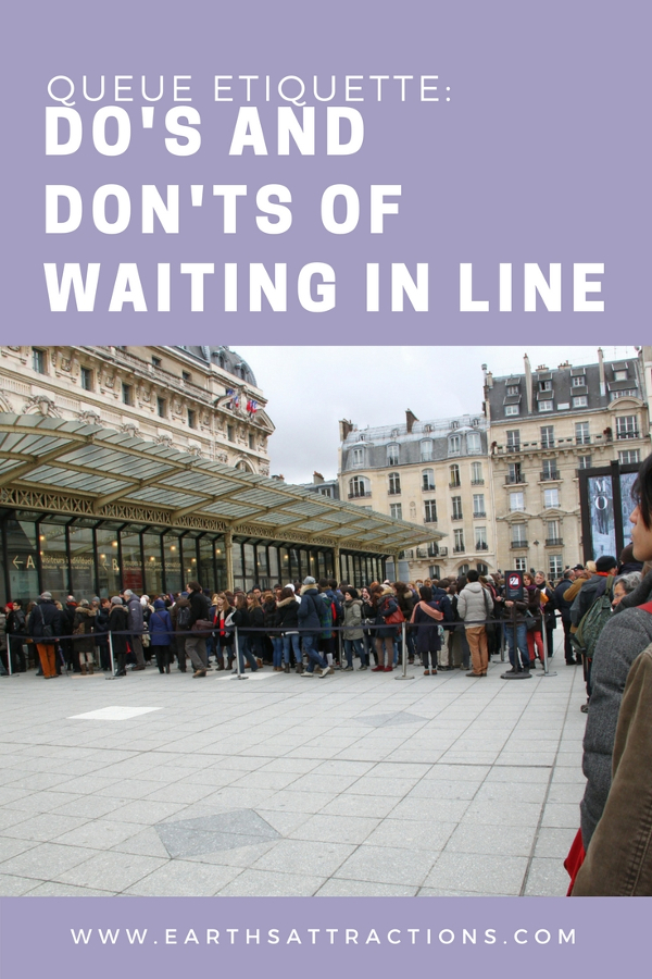Queue Etiquette: DO's and DON'Ts of Waiting in Line