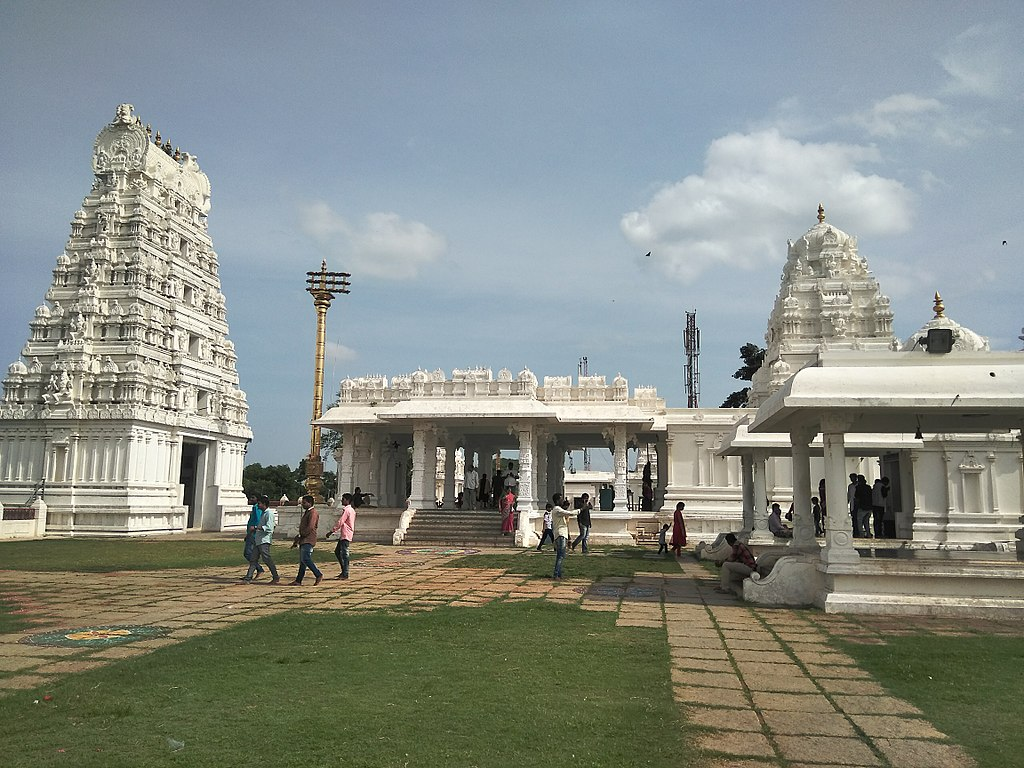 Sanghi Temple, Hyderabad