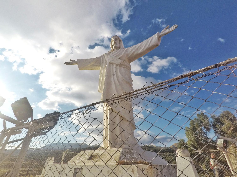 Cristo Blanco