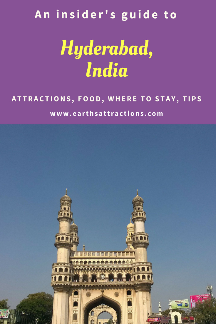 A local's guide to Hyderabad, India: top places to visit in Hyderabad