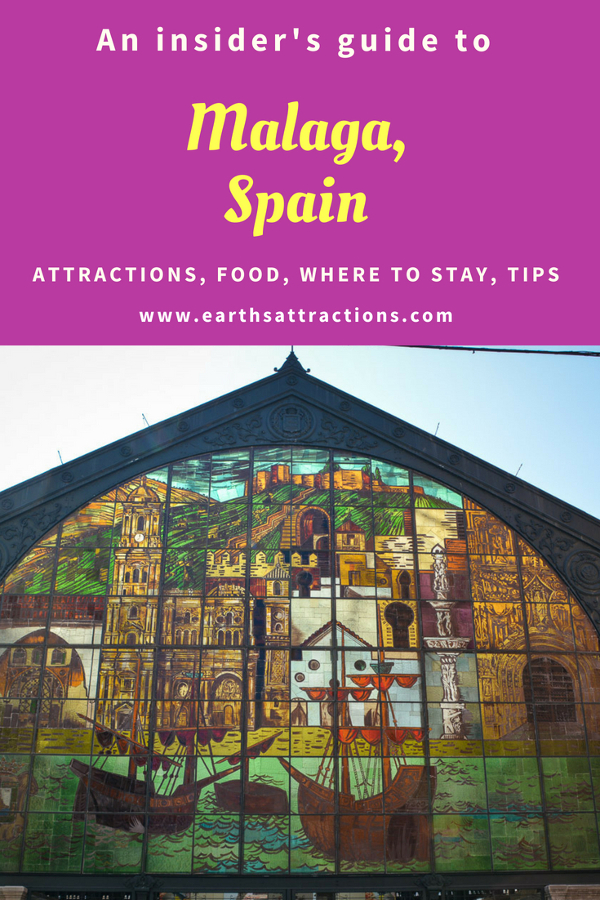 Discover the top attractions in Malaga, Spain, off the beaten path things to see, where to eat and stay in this local's guide to Malaga. Save this pin for later. #tourist #attractions in #Malaga, #Spain #travelguide #travel #Europe