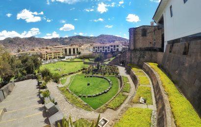 Qoorikancha, Cusco, Peru