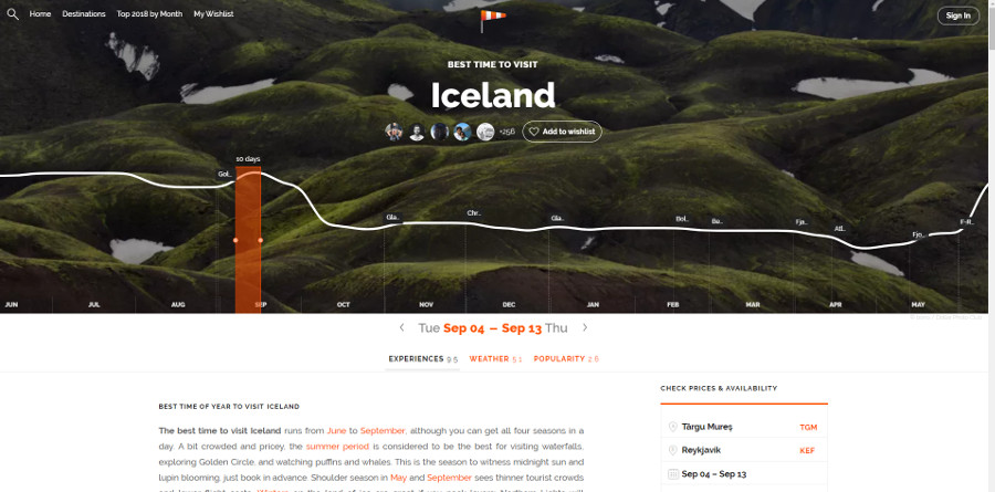 Iceland - Rove.me page - this is a complete article with a review of Rove.me