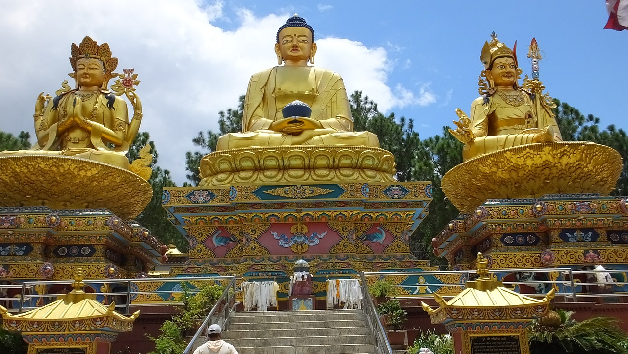 Swayambhunath Temple, Nepal - Nepal - best attractions