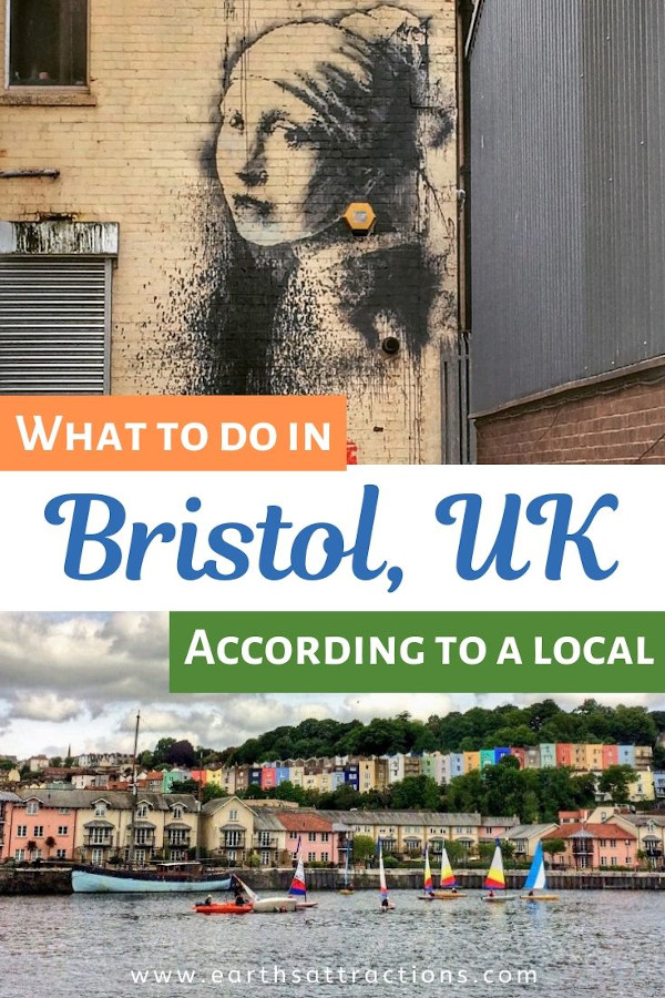 The very best things to do in Bristol, England shared in a comprehensive Bristol guide by a local. Discover the top places to visit in Bristol, famous Bristol attractions, off the beaten path things to do in Bristol, cool Bristol restaurants and great Bristol hotels, plus best time to visit Bristol from this Bristol travel blog. #bristol #england #uk #bristolthingstodo #thingstodo #smalltown #traveldestinations #europe #earthsatttractions #travel