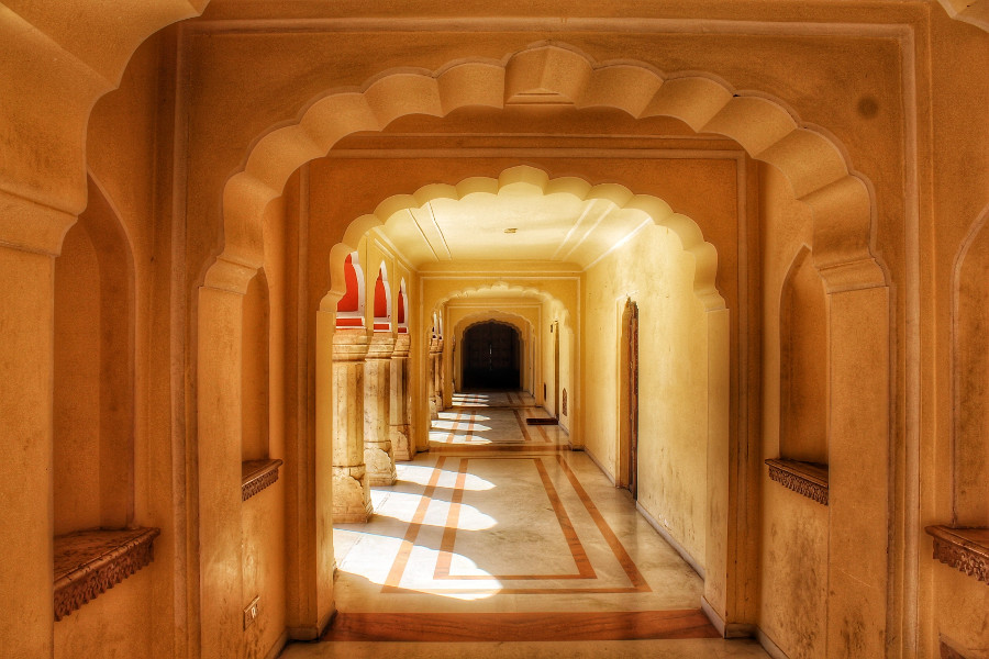 City Palace - Jaipur, India. Read this ultimate guide to Jaipur India, and use it when you plan your trip to Jaipur as it includes the top things to see in Jaipur, restaurants in Jaipur, hotels in Jaipur, and tips for Jaipur #India #indiatravel #Jaipurguide #Jaipur #Asia #travelasia #travelguide #Jaipurguide