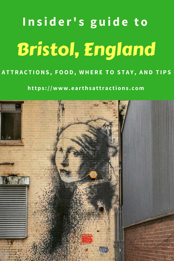 Are you heading to Bristol, UK? Check out this insider's guide to Bristol, England and discover the top things to see in Bristol, where to eat in Bristol, where to stay in Bristol (hotels in Bristol), and tips for Bristol from a local in this ultimate guide to Bristol. Save this pin to your board for travel inspiration! #Bristol #England #UK #Bristoltravel #travelguide #tourist #attractions #travel #europe