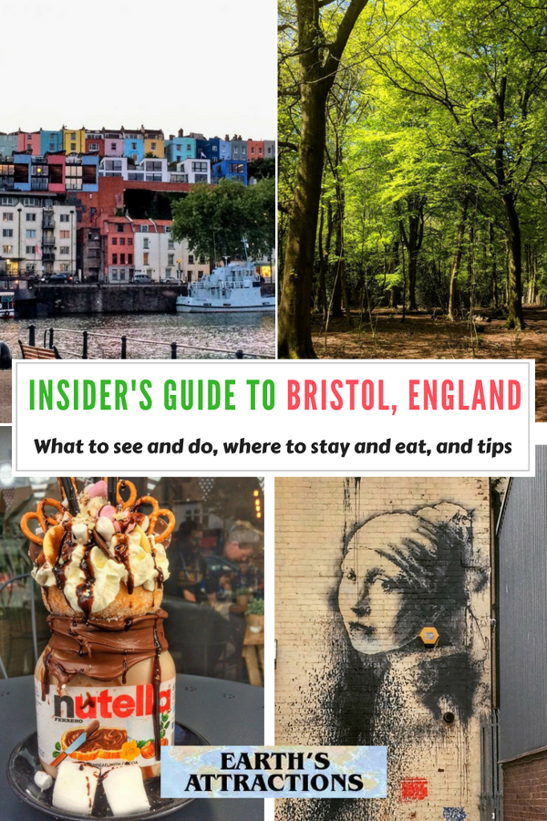 Here's the complete local's guide to Bristol, UK. It includes the top things to do in Bristol England, hotels in Bristol UK, where to eat in Bristol UK, and tips for Bristol. Save this pin to your board for travel inspiration! #Bristol #England #UK #Bristoltravel #travelguide #tourist #attractions #travel #europe