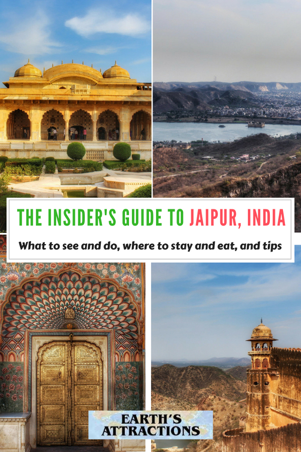 Heading to Jaipur? Read this insider's guide to Jaipur, India, featuring the top attractions in Jaipur, where to eat in Jaipur, where to stay in Jaipur, and tips for Jaipur #India #indiatravel #Jaipurguide #Jaipur #Asia #travelasia #travelguide #Jaipurguide