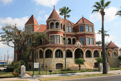 Moody Mansion, Galveston - via Flickr