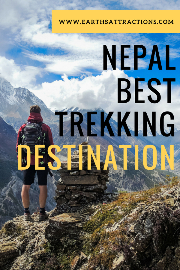 Why Nepal is the best trekking destination - discover the best things to do in Nepal, the top temples to see in Nepal, reasons to visit Nepal, UNESCO Heritage Sites in Nepal, and more. Save this pin to your boards. #Nepal #travel #Trekking #NepalTrekking #trekkingdestination