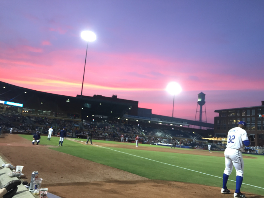Durham Bulls Athletic Park. Read this local's complete guide to Durham, NC, USA and discover the top 11 things to do, accommodation in Durham North Carolina, food in Durham, tips for Durham. #Durham #Durhamtravel #Durhamusa #durhamtips #durhamguide #durhamtravelguide