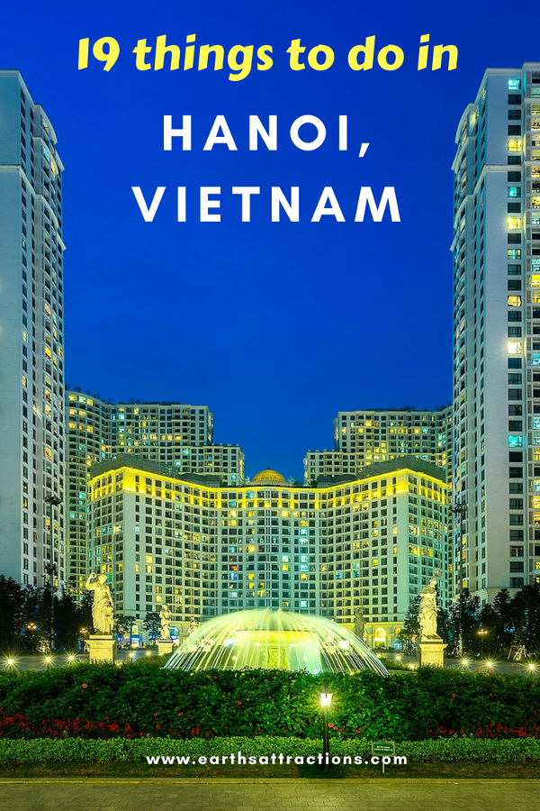 Planning a trip to Hanoi, Vietnam? Here are the best things to do in Hanoi Vietna, from an insider. The article includes the top attractions in Ha Noi, where to stay in Hanoi, where to eat in Hanoi, what to see in Hanoi, and tips for Hanoi #hanoi #vietnam #hanoitravel #hanoitips #hanoitraveling #hanoiguide #asiatravel #hanoifood #hanoiattractions