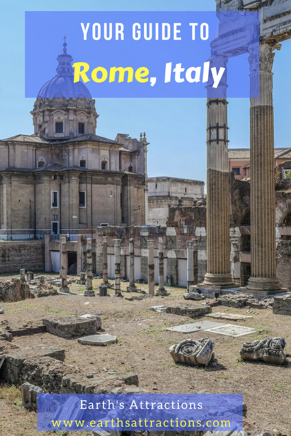 Visiting Rome, Italy? Use this complete local's guide to Rome, Italy and discover the top things to see in Rome, off the beaten path attractions in Rome, food in Rome, Rome accommodation, tips for Rome. Save this pin to your boards #Rome #Italy #Rometravel #travelguide #tourist #attractions #travel #europe #romeguide #rometravelguide