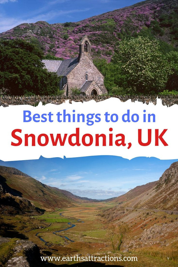 Best things to do in Snowdonia, Wales, UK. Discover the top attractions in Snowdonia National Park, UK #snowdoania #uk #europe #travel