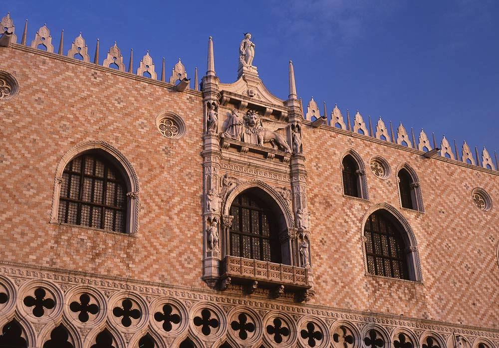 The Doge's Palace, or Palazzo Ducale, Venice, Italy is one of the top 10 great things to do in Venice. Read this article and discover useful Venice travel tips, along with Venice sights, along with Venice accommodation, and Venice food Italy. #venice #veniceguide #venicetravelguide #veniceattractions #venicethingstodo #travel #italy #venicetips #europe
