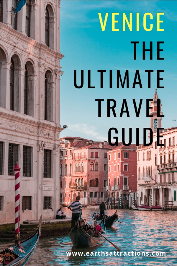 Going to Venice, Italy? Use this comprehensive guide to Venice and discover all the Venice points of interest, places to eat in Venice, useful tips for visiting Venice, and Venice accommodation options. All the things to do in Venice are included. Save this pin to your boards #venice #veniceguide #venicetravelguide #veniceattractions #venicethingstodo #travel #italy #venicetips #europe