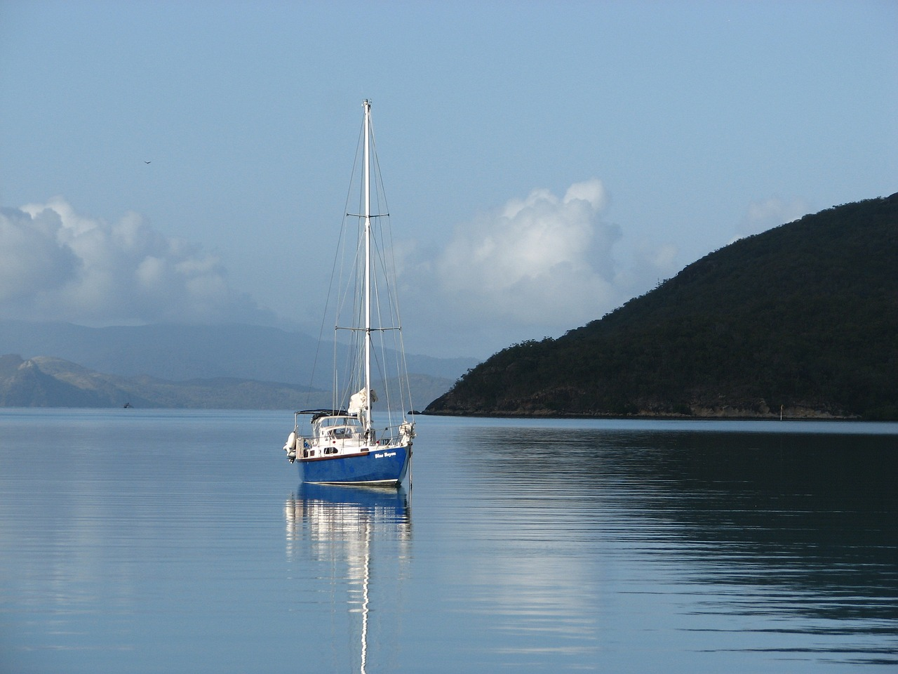 Whitsunday, Australia - read more about the best sailing destinations across the globe in this article. #sailing #sailingdestinations