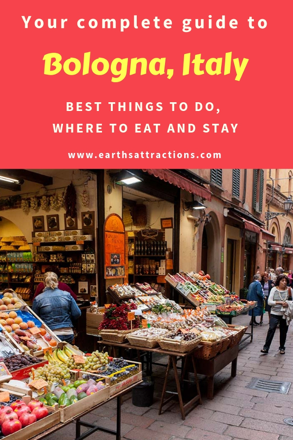 Heading to Bologna, Italy? Check out this insider's guide to Bologna Italy and discover the best things to do in Bologna Italy, off the beaten path things to see in Bologna, Bologna food, and Bologna accommodation. Save this pin to your board for travel inspiration! #bologna #bolognatravel #bolognaitaly #bolognaguide #bolognatravelguide #bolognatraveling