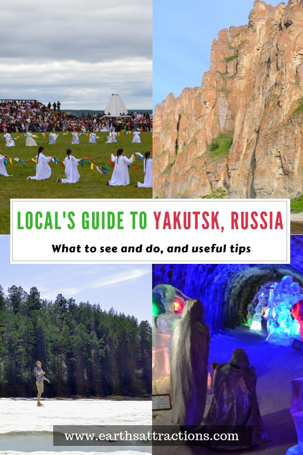 Planning a trip to Yakutsk? Here's your local's guide to Yakutsk, Siberia, Russia with the best things to do in Yakutsk, off the beaten path attractions in Yakutsk, the culture in Yakutia, and tips for Yakutsk Russia. Save this pin to your board #Yakutsk #Yakutsktravel #Siberia #Yakutskrussiatravel #Yakutsktips #Yakutskguide #Yakutsktravelguide #Yakutsktravel