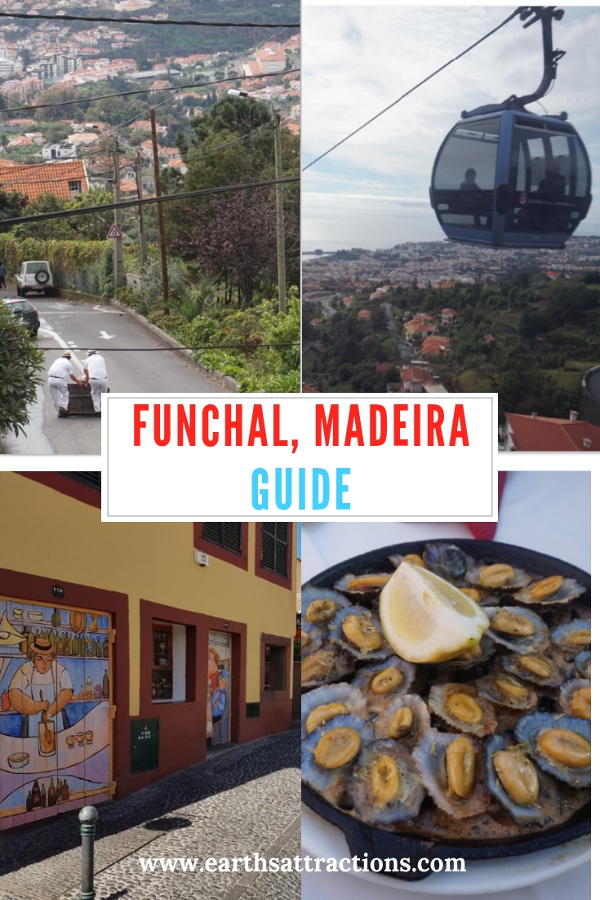 Heading to Funchal Madeira in Portugal? Use this Funchal guide and discover the Funchal tourist attractions, what to eat in Funchal, places to see in Funchal, and tips for visiting Funchal Madeira. Save this pin to your board for travel inspiration! #funchal #funchalguide #funchalmadeiraguide #funchalmadeira #funchalportugal #funchaltravelguide #funchaltraveling #funchaltips #funchalfood