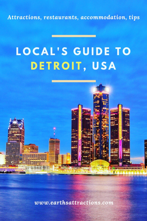 Heading to Detroit, USA? Check out this insider's guide to Detroit and discover the best things to do in Detroit, where to eat in Detroit, places to stay in Detroit, and Detroit tips. Save this pin to your board for travel inspiration! #bologna #bolognatravel #bolognaitaly #bolognaguide #bolognatravelguide #bolognatraveling