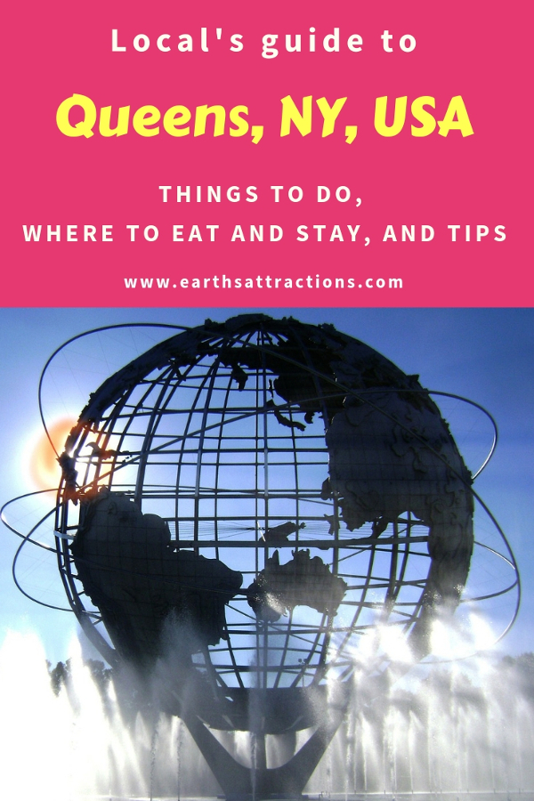 Planning a trip to Queens, NY, USA? Here's your insider's guide to Queens with the top things to do in Queens, places to eat in Queens, Queens tips, and Queens accommodation. Save this pin to your board for travel inspiration! #queens #queensny #queensguide #queenstravelling #queensattractions #usa
