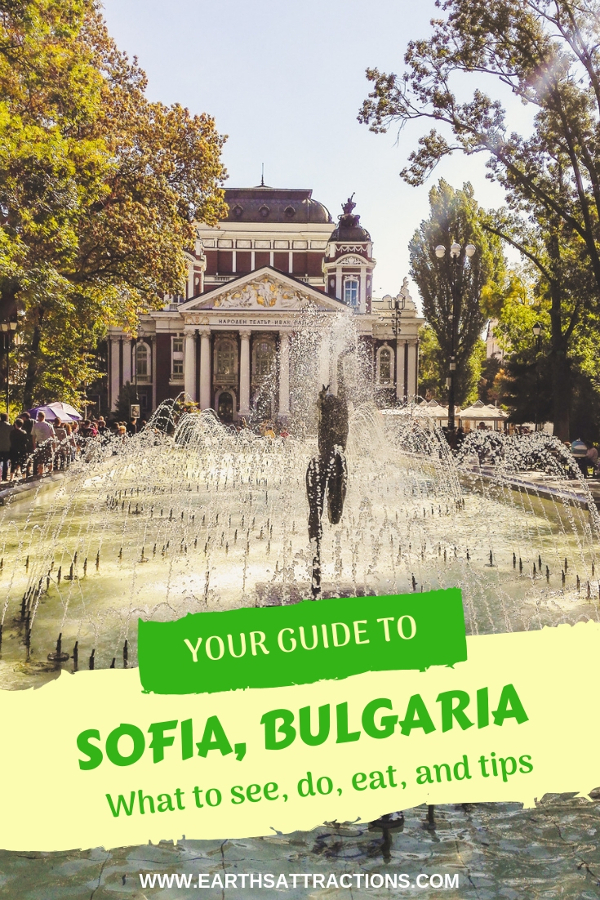 Wondering what to do in Sofia Bulgaria? This is the best travel guide to Sofia with all you need to know before visiting Sofia, including Sofia sightseeing, Sofia food, and Sofia accommodation. Save this pin to your boards #sofia #sofiaguide #sofiatravelguide #sofiabulgaria #bulgaria