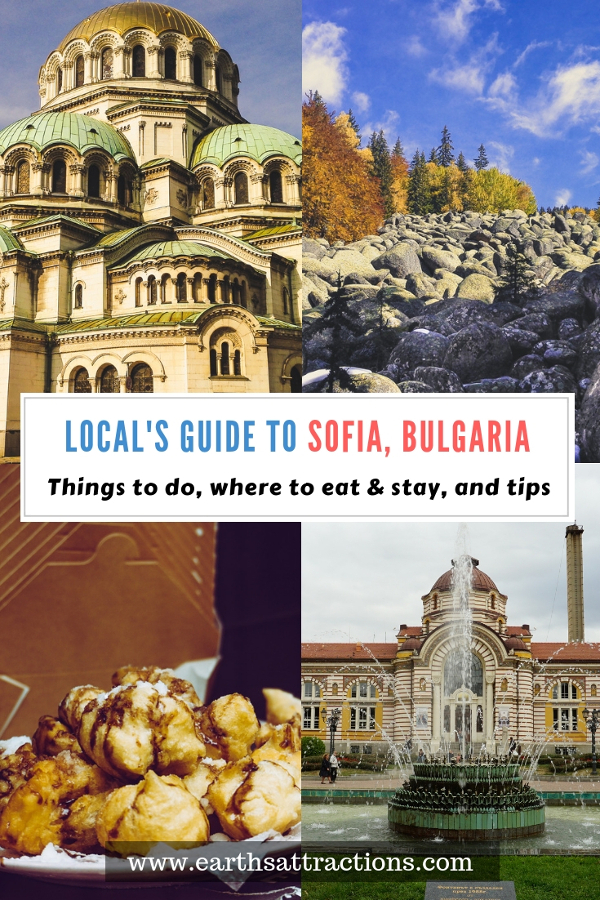 Planning to visit Sofia Bulgaria? Here's your local's guide to Sofia with what to do in Sofia, the best places to visit in Sofia, food in Sofia, hotels in Sofia, and tips for visiting Sofia. Save this pin to your boards #sofia #sofiaguide #sofiatravelguide #sofiabulgaria #bulgaria