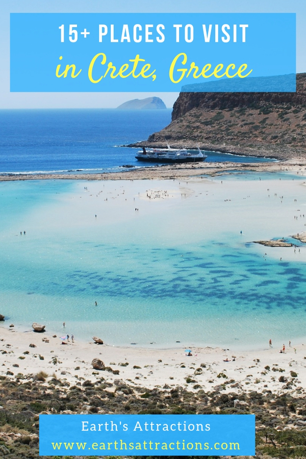 Planning a trip to Crete, Greece? Discover the top places to visit in Crete by car from this Crete guide. #crete #cretetravel #creteguide #cretebycar #cretegreece #greece #europe
