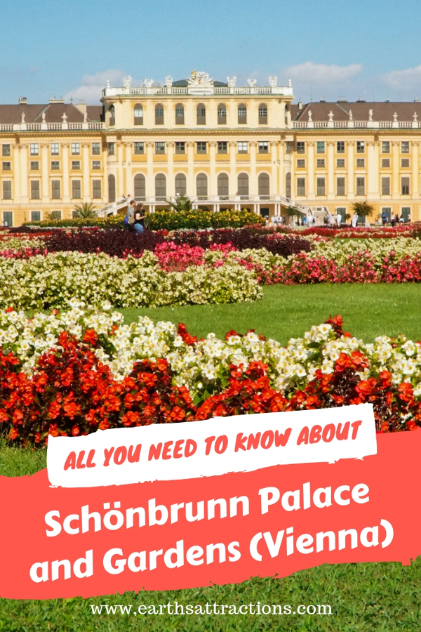 All you need to know about visiting Schönbrunn Palace: what to do at Schonbrunn Palace, Vienna, Austria #schonbrunnpalace #schonbrunn #schonbrunn #schonbrunntips #schonbrunnvisit #schonbrunnvienna