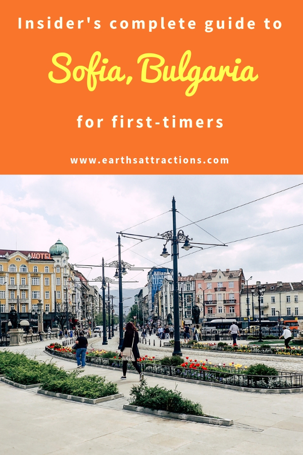 Heading to Sofia Bulgaria for the first time? Here's your complete travel guide to Sofia for first timers. Includes the Sofia tourist attractions, off the beaten path things to do in Sofia, where to eat in Sofia, where to stay in Sofia, and useful Sofia travel tips from a local. Save this pin to your boards #sofia #sofiaguide #sofiatravelguide #sofiabulgaria #bulgaria