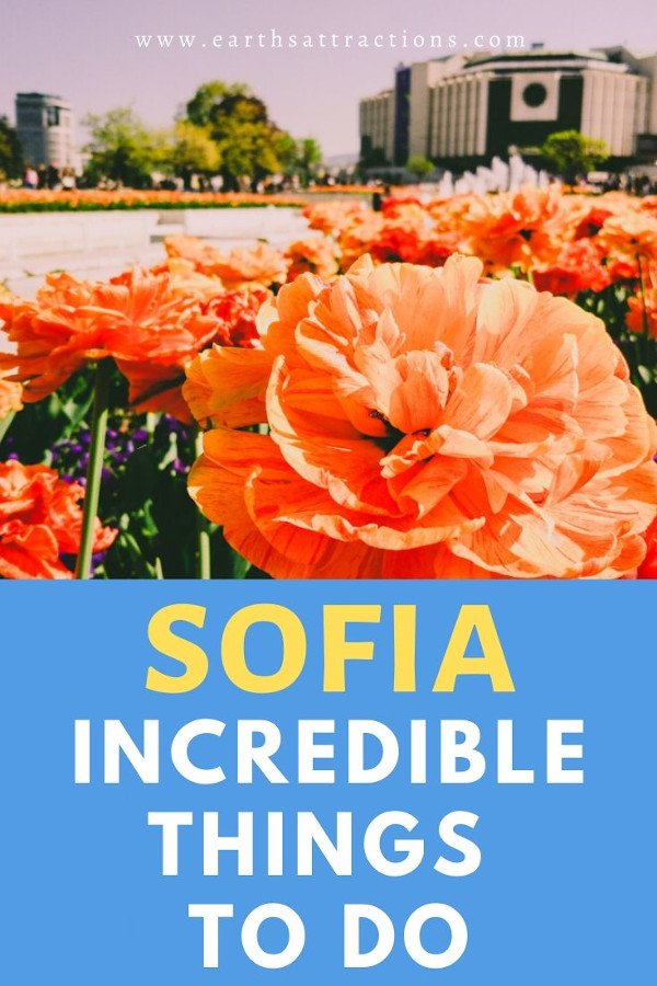 Incredible things to do in Socia! Discover how to explore Sofia like a local from this ultimate guide to Sofia. It includes the top Sofia landmarks and tourist attractions in Sofia, interesting offbeat things to do in Sofia, where to eat in Sofia, hotels in Sofia for all budgets and useful Sofia tips. Use this Sofia city guide to create your Sofia bucketlist and your Sofia itinerary! #sofia #bulgaria #travelguides #traveltips #europe #travel #earthsattractions