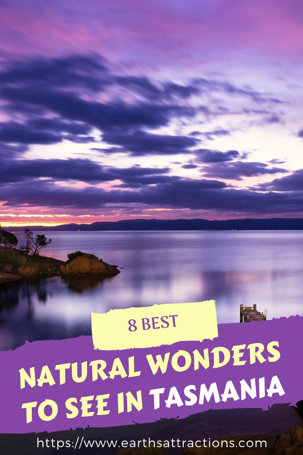 Discover the 8 best places to visit in Australia for nature lovers. These attractions in Tasmania, Australia will leave you breathless. Save this pin to your boards #tasmania #tasmaniawonders #tasmaniaattractions