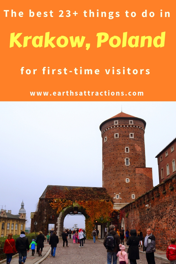Heading to Krakow, Poland for the first time? Here's your complete travel guide to Krakow for first timers. Includes the Krakow tourist attractions, off the beaten path things to do in Krakow, where to eat in Krakow, where to stay in Krakow, and useful Sofia travel tips from a local. Save this pin to your boards #krakow #krakowguide #krakowtravelguide #krakowcityguide #krakowtips #krakowpoland #poland #krakowattractions