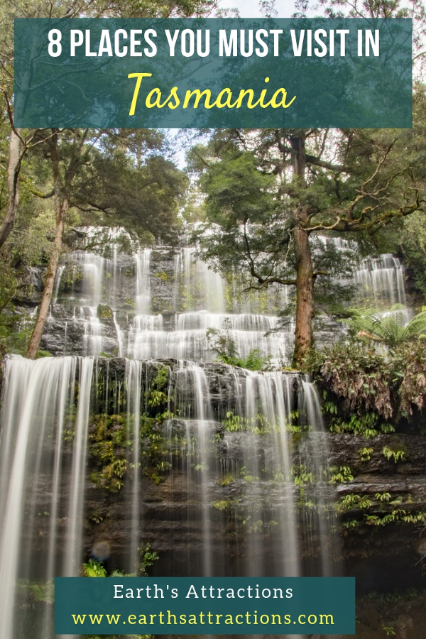 Discover the 8 places you must visit in Tasmania, Australia. These are the best Tasmania points of interest. Save this pin to your boards #tasmania #tasmaniawonders #tasmaniaattractions