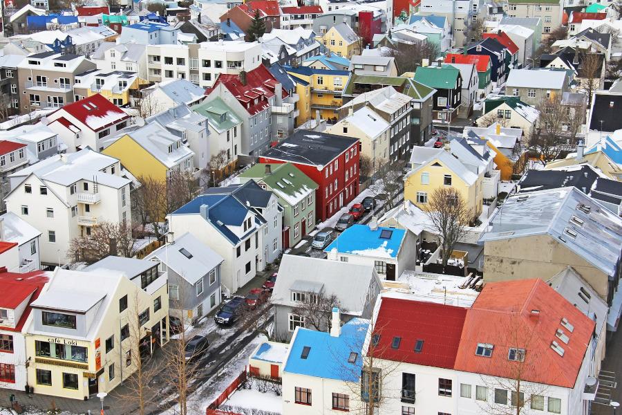 Spending Christmas in Reykjavik