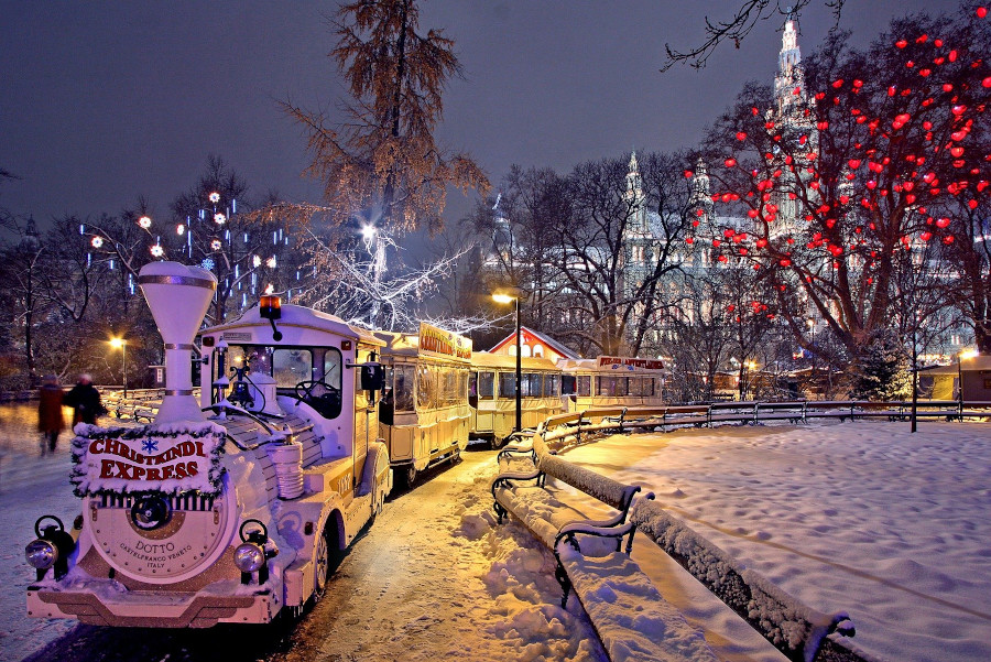 The best Christmas destinations