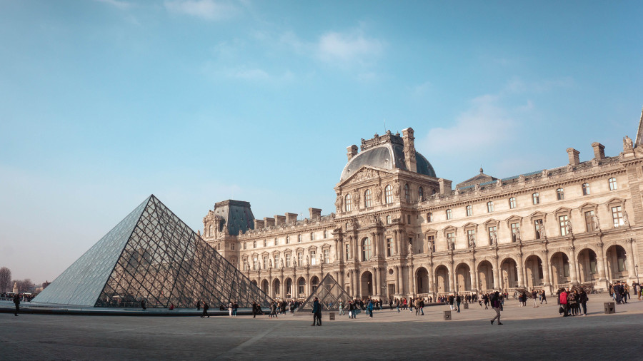 Wondering what to include on your bucket list for Paris? Start with The Louvre Museum and add all of these other amazing things to do in Paris for first-timers. #paris #parisbucketlist #parislist #parisfrance #france