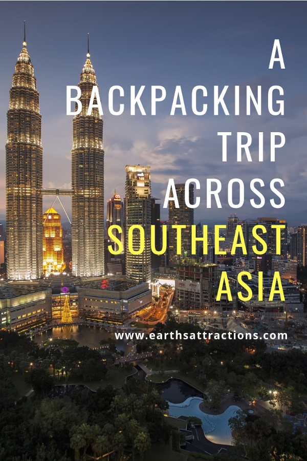 7 places to visit on the Banana Pancake Trail. Where to go on your backpacking trip in Southeast Asia - the Banan Pancake Circuit. #asia #southeastasia