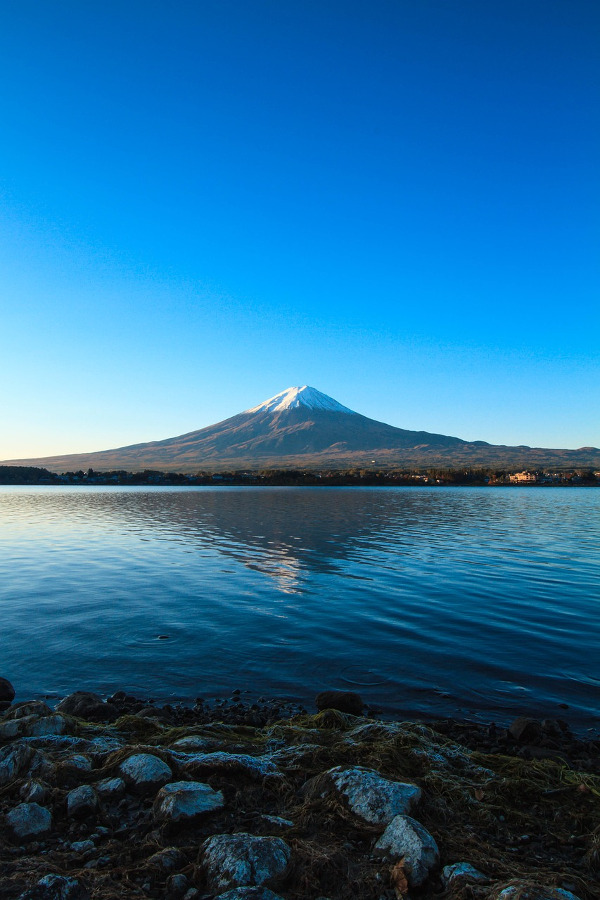 Fuji - Japan - read the article to discover 10 Tips for your first trip to Japan