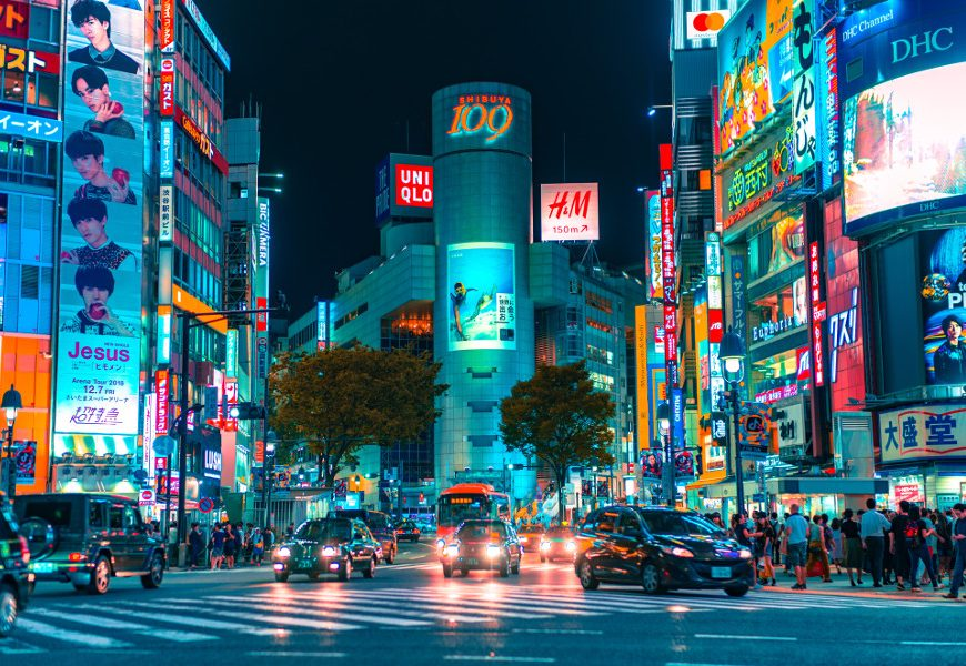 10 Tips For Your First Trip To Japan