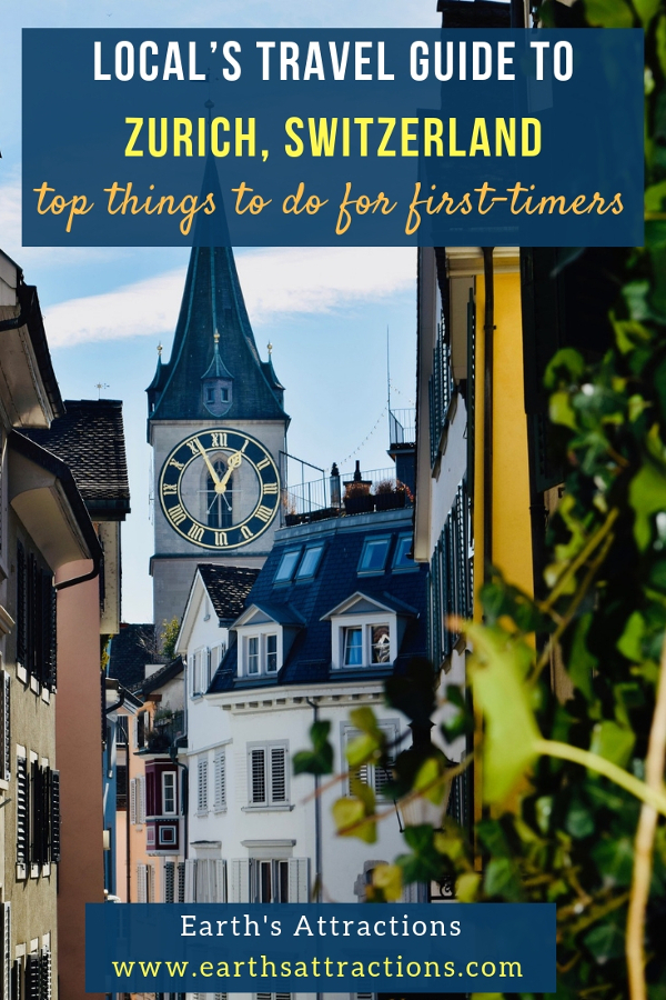 Heading to Zurich, Switzerland for the first time? Here's your complete travel guide to Zurich for first-timers. It includes the Zurich attractions, off the beaten path things to do near Zurich, where to eat in Zurich, where to stay in Zurich, and useful Zurich travel tips from an insider. Use this as your Zurich bucketlist. Save this pin to your boards #zurich #zurichtips #zurichswitzerland #switzerland #travel #europe