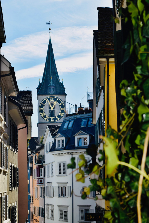 Beautiful Old Town of Zurich. Use this Zurich travel guide to create your Zurich bucketlist. The best places to visit in Zurich, where to stay and eat, and Zurich travel tips are included.