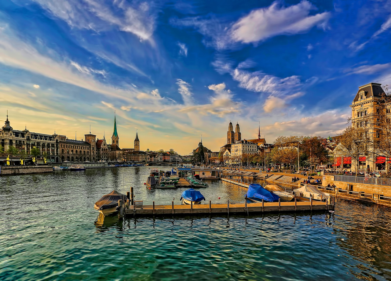 Zurich - view - read this insider's guide to Zurich and discover the top tourist attractions in Zurich, Zurich accommodation and food, best day trips from Zurich, and useful tips.