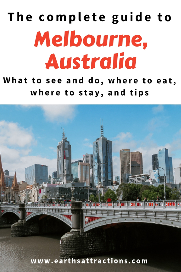 Planning to visit Melbourne, Australia? Use this complete guide to Melbourne and discover the best places to visit in Melbourne, Melbourne restaurants, Melbourne accommodation, and Melbourne tips. The best Melbourne tourist attractions and trips from Melbourne are included. #melbourne #australia #australiatravel #melbournetips