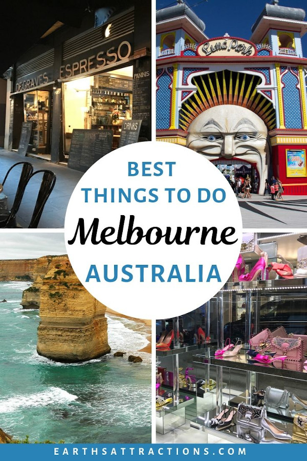 Best things to do in Melbourne, Australia. Use this guide to Melbourne to discover the top Melbourne attractions - from Queen Victoria Market to National Gallery of Victoria, and from Yarra Valley to Twelve Apostles and beyond. See also off the beatrn path things to do in Melbourne, including Miss Louise, Melbourne Street Art, and Fitzroy. Discover the best restaurants in Melbourne and the best Melbourne accommodation options and practical Melbourne tips. #melbourne #australia #travel #travelguide #melbournetips
